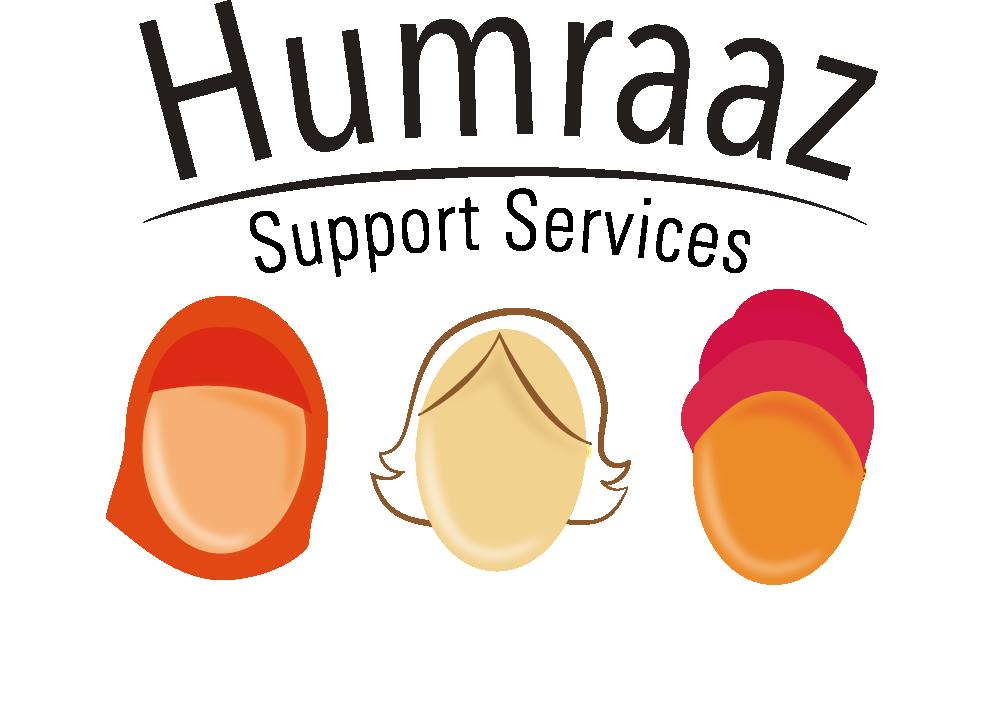 Humraaz logo
